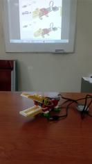 Δημιουργία αλιγάτορα από την ομάδα ρομποτικής του 6ου Γυμνασίου Χαϊδαρίου