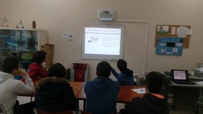 6ο Γυμνάσιο Χαϊδαρίου - Ομάδα Ρομποτικής